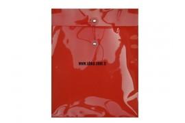 İplikli Körüklü Dosya Kırmızı
