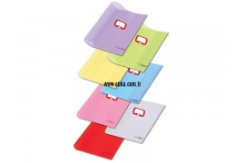 Hazır Kitap Kabı Renkli