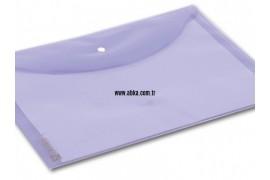 A4 Renkli Çıtçıt Dosya Mor