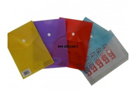 A5 Çıtçıt Dosya Renkli