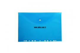 Zarf Dosya Klasöre Takılabilen Mavi